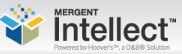 Mergent Intellect (Powered by Hoover's)